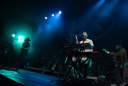 Local Natives 91x Wrex The Halls 2016 (23 of 30) | by Alexander Matthews