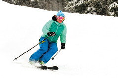 Test dámských lyží 2016/17 - SNOWtest