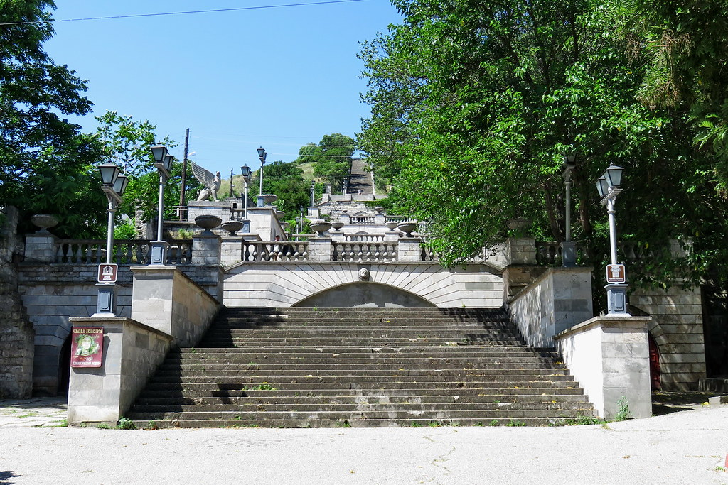 Kerch, Great Mithridate Staircase, 2016.06.23