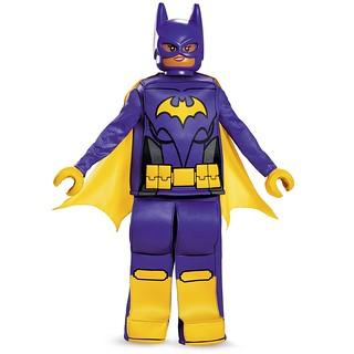 LEGO® 樂高蝙蝠俠電影【蝙蝠女孩角色扮演服裝】Batgirl Prestige Child Costume