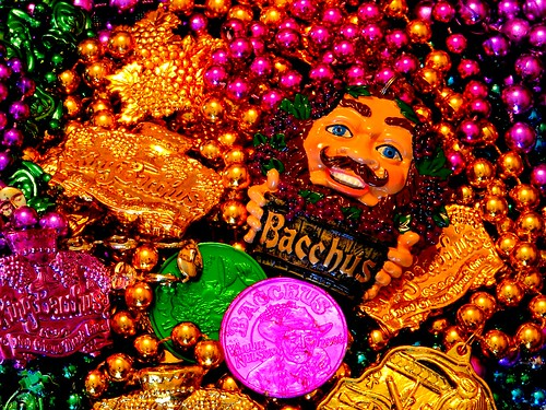 Bacchus Beads