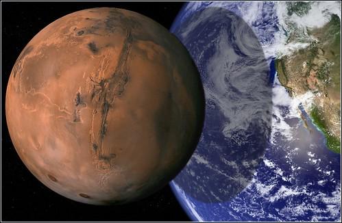 NASA让你一睹彩色的火星(由好奇号发回的盖尔陨石坑全彩照片) | 爱软客