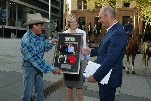 Happy 50th birthday Kochie!