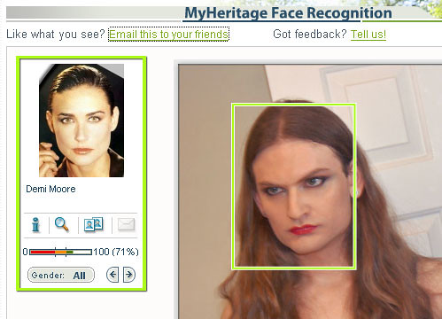 This Site Scans Your Face And Tells You What Celebrity You ...