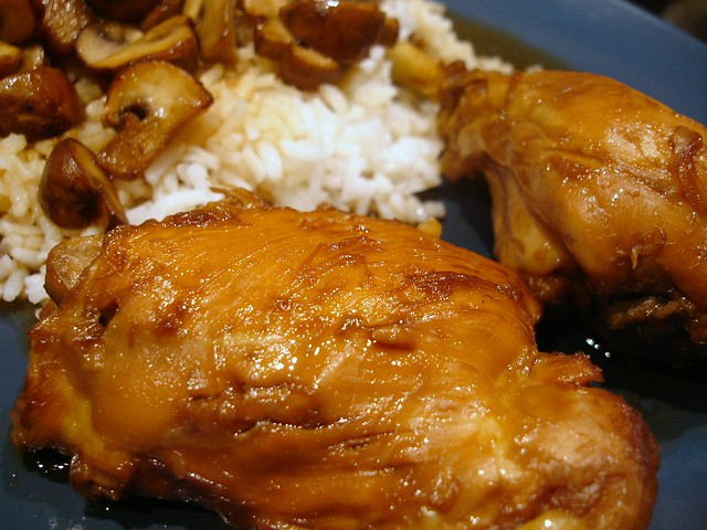 FILIPINO ADOBO-STYLE CHICKEN | Flickr - Photo Sharing!