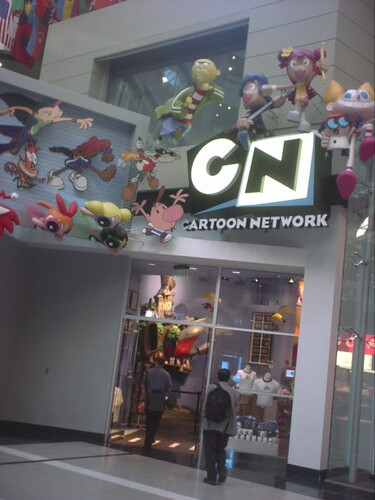 Cartoon Network Headquarters Los Angeles Tours