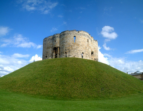 York, Clifford's Tower