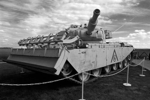 Centurion Mk V AVRE 165