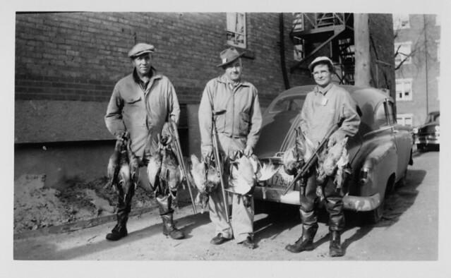 Vintage Duck Hunting 44