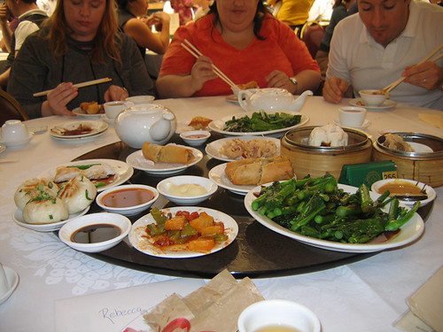 Yum Cha! HOORAY FOR MY BORTHDAY!
