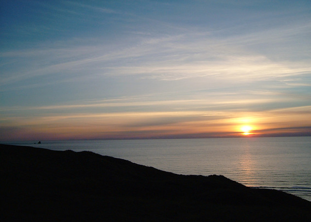 Perran Sands, best campsites in Cornwall