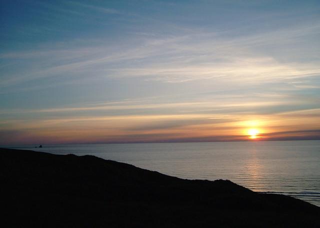 Perran Sands, best campsites in Cornwall