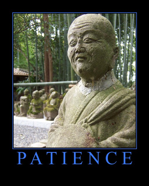 Patience from Flickr via Wylio