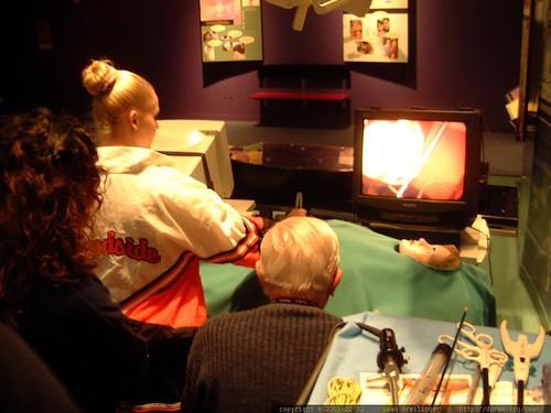 thetech, san jose, robots, simulated endosc… dscf1732