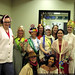 jen (winter costume) and coworkers from the california academy of science   P1010003
