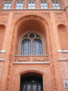 Image of Red Townhall. berlin redtownhall dasroterathaus