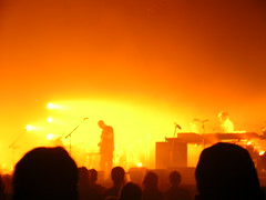 David Gilmour - En vivo