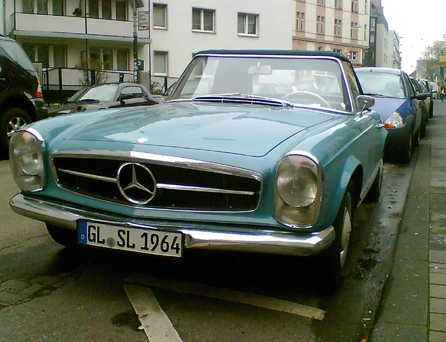 mercedes 180 sl flickr photo sharing. Black Bedroom Furniture Sets. Home Design Ideas