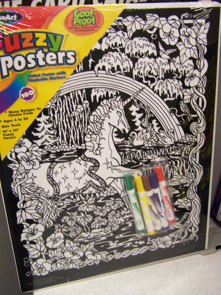 Awesome Felt Coloring Posters Images - Style and Ideas - rewordio.us
