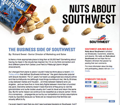 Southwest Airlines' Blog