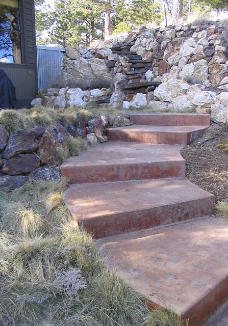 Kitchen Garden steps from garage | Flickr - Photo Sharing!