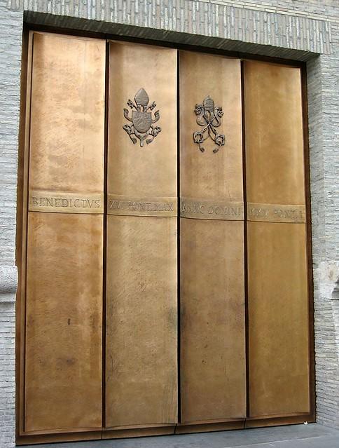 Bronze Doors at the Vatican & Bronze Doors - a gallery on Flickr Pezcame.Com