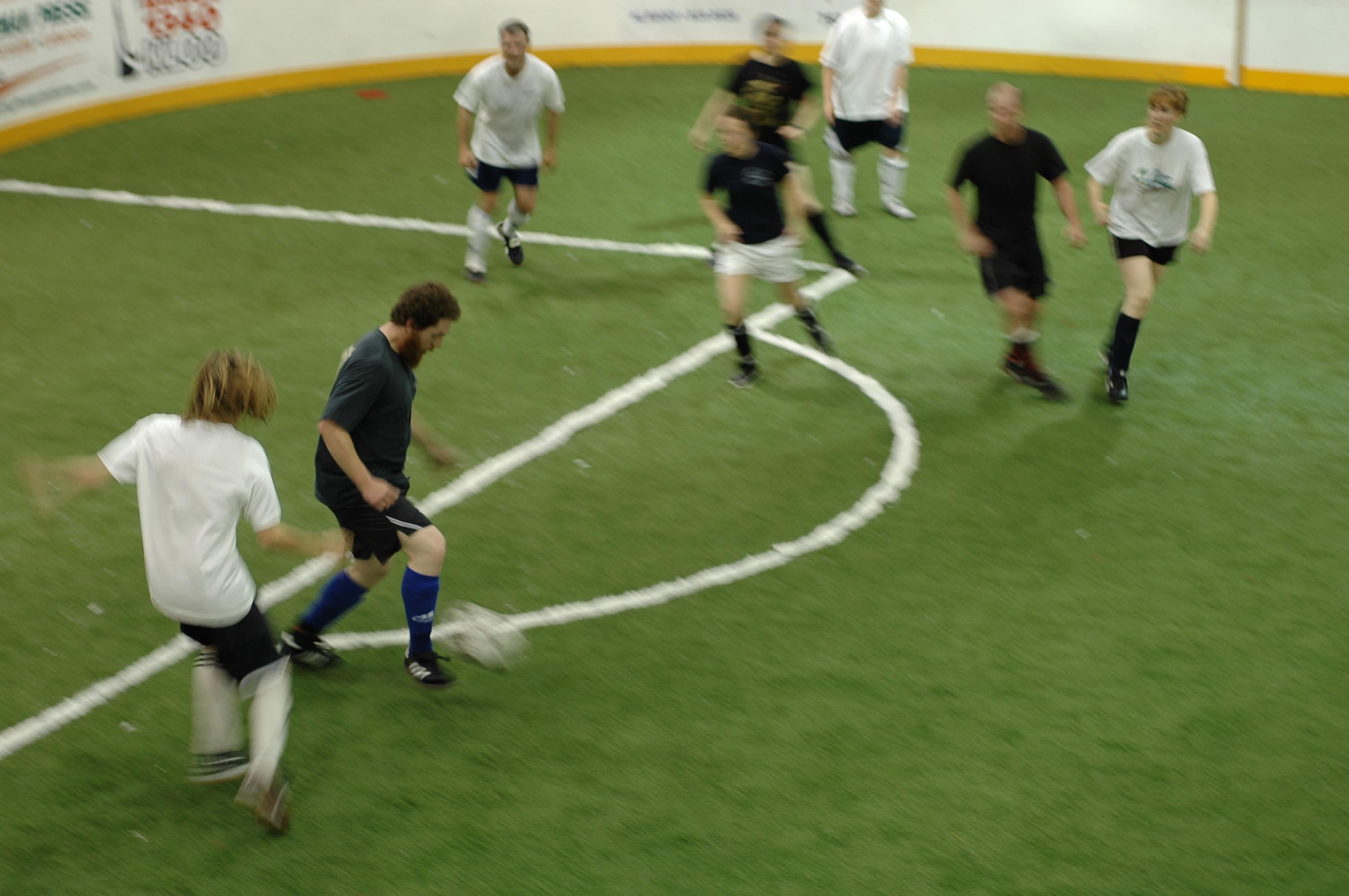 Indoor Cr Soccer Shoes White Mercurys