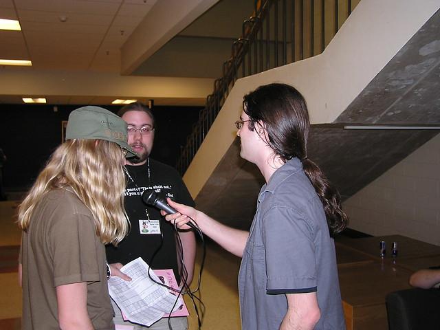 Geeknights interview