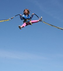 bungee jumping(0.0), winter sport(0.0), freestyle skiing(0.0), sports(0.0), pole vault(0.0), downhill(0.0), toy(0.0), jumping(1.0), bungee cord(1.0), extreme sport(1.0), person(1.0), physical exercise(1.0),