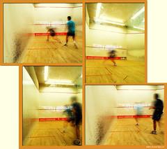 wall & ball sports, floor, racquetball, yellow, interior design,