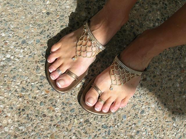 Fancy Feet 69