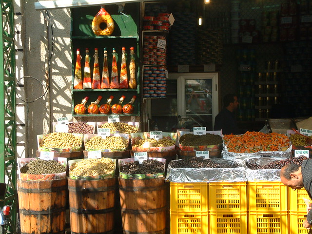 Souk in Tunis