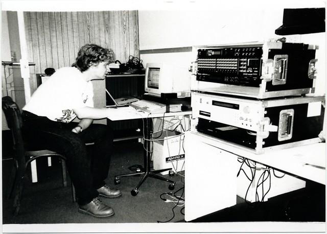 Atari days