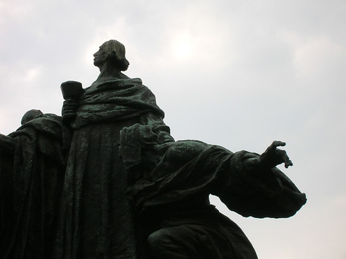 Jan Hus Monument (zoom)