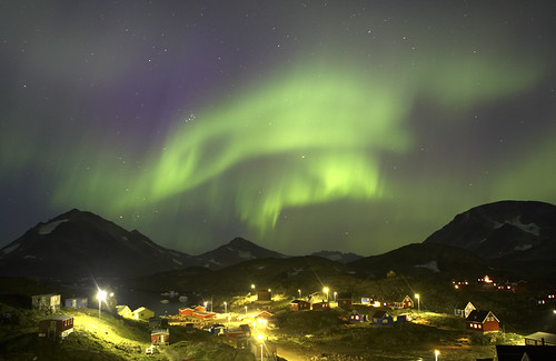 Northern Lights, Kulusuk