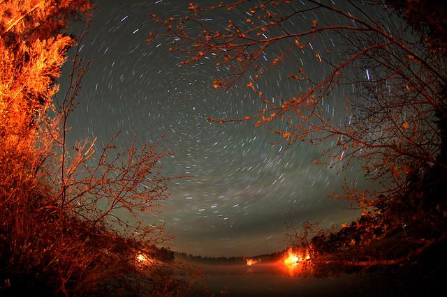 Algonquin Night Sky