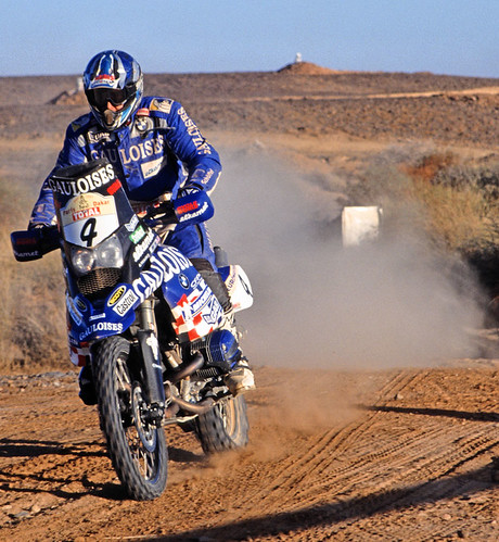 Jimmy Lewis - 2001 Dakar Rally