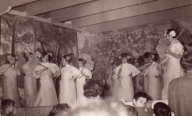 Roscoff - Ecole maternelle publique vers 1952