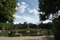 Giardino dei Boboli: fontana