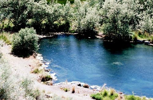 water utah pond