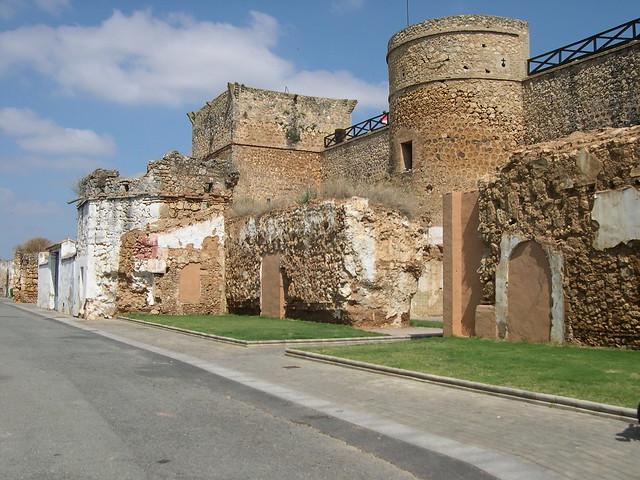 Castillo de Niebla (Huelva).