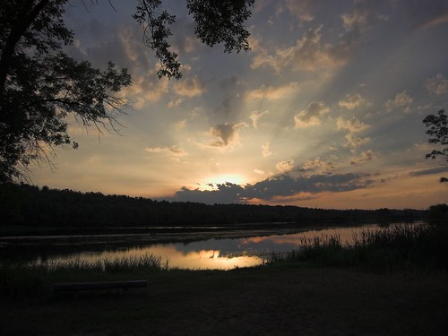 2005 summer sunrise