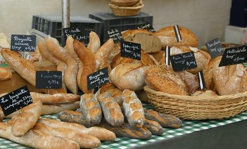 Creon market bread