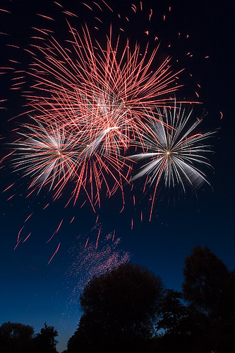 Lichfield Firework Display