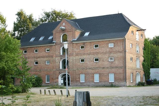 Rendsburg packhaus an der untereider supply depot for Depot rendsburg