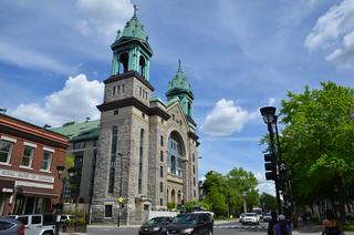 Ancienne église Saint-Jean-de-la Croix, Montréal