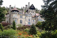 CRAGSIDE HOUSE AND GARDENS - NORTHUMBERLAND