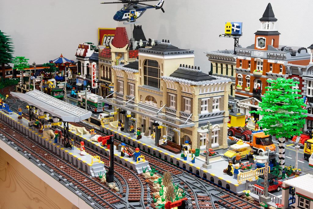 Neu-Brickstadt Bahnhof