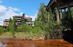 Lavoir à charbon de Carmaux, Blaye les mines