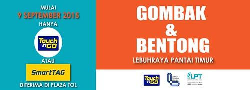 Plaza Tol Gombak dan Bentong
